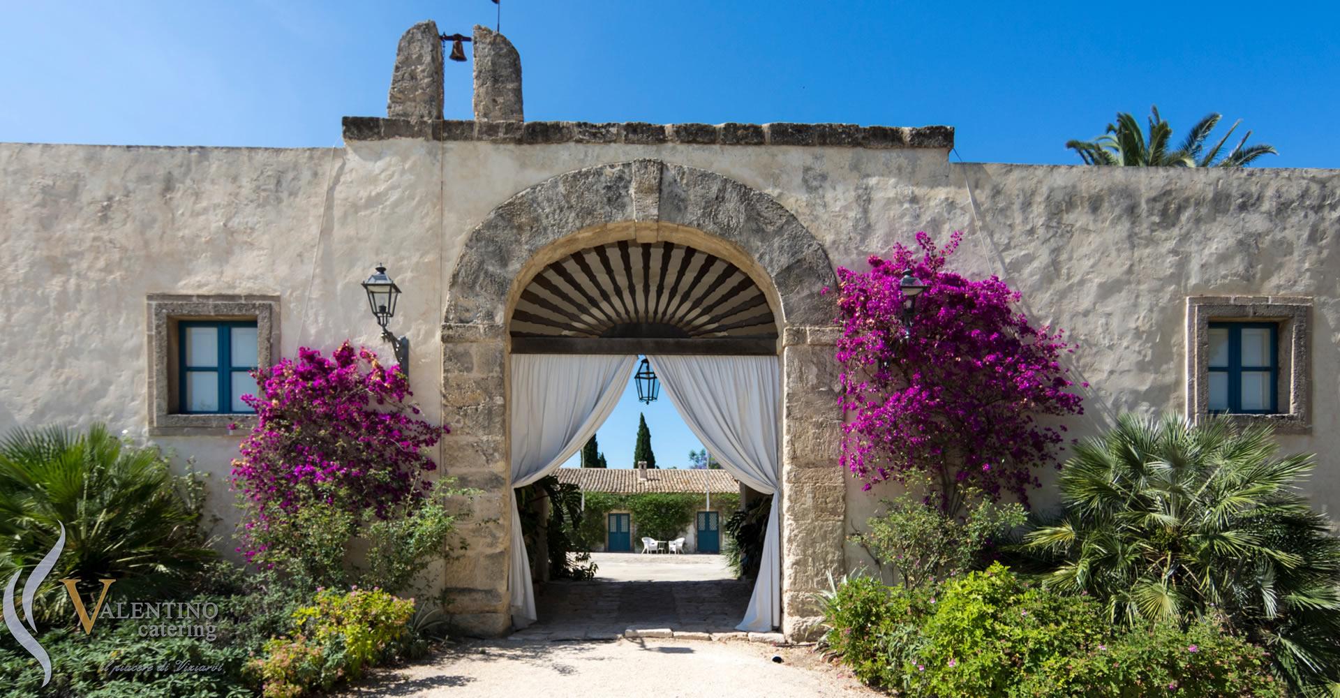 Villa Dei Papiri Siracusa Matrimonio